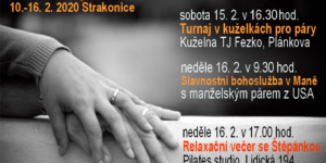 Národní týden manželství